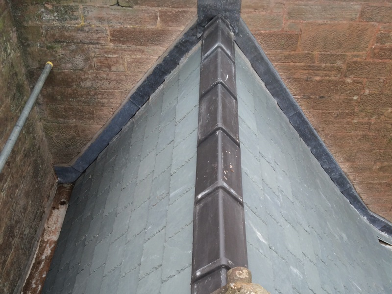 Lead roofing works in Carlisle, Cumbria