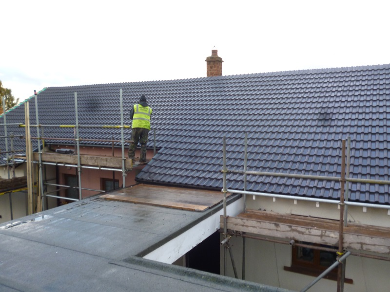 Tiling And Roof Tiling In Carlisle Cumbria Northern